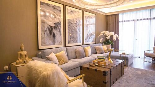 Chính thức ra mắt tòa T2 dự án Sun Grand City Ancora Residence - 2