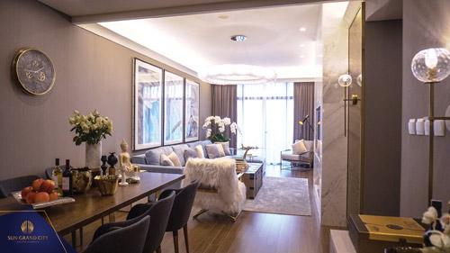 Chính thức ra mắt tòa T2 dự án Sun Grand City Ancora Residence - 3