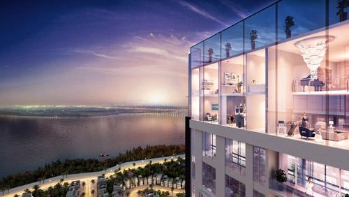 Chính thức ra mắt tòa T2 dự án Sun Grand City Ancora Residence - 4