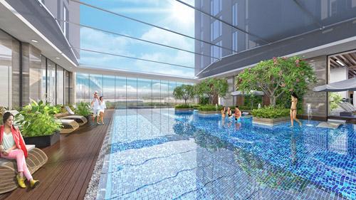Chính thức ra mắt tòa T2 dự án Sun Grand City Ancora Residence - 5