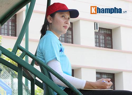 Đồng nghiệp Sharapova khoe sắc ở giải tennis quốc gia - 13