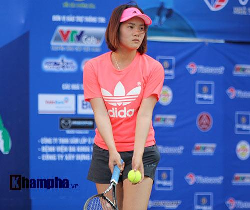 Đồng nghiệp Sharapova khoe sắc ở giải tennis quốc gia - 7