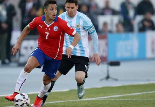 Argentina – Chile: Trông cả vào Messi - 2