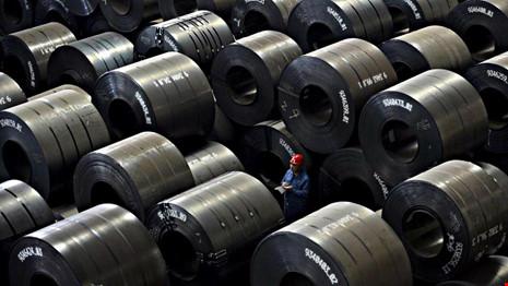 Thép Trung Quốc chính thức bị áp thuế phá giá - 1