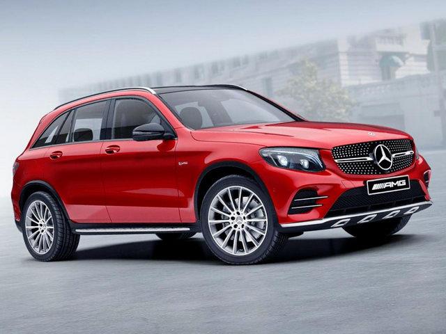 Về Việt Nam, Mercedes-AMG GLC 43 có giá 3,6 tỷ đồng - 1