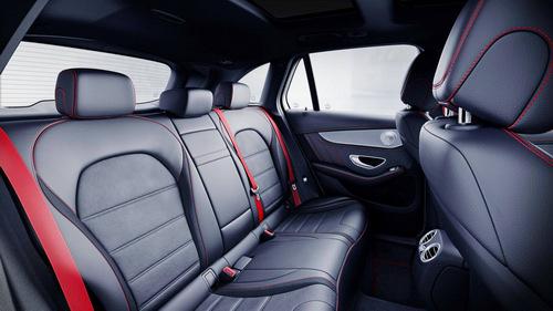 Về Việt Nam, Mercedes-AMG GLC 43 có giá 3,6 tỷ đồng - 4