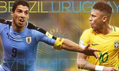 Uruguay – Brazil: Chờ đợi vũ điệu Samba bùng cháy - 1