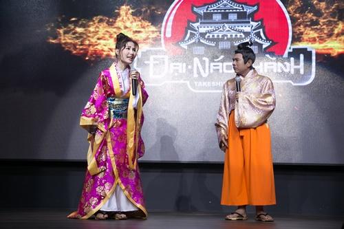 """Diễm My, Trung Dân thay phiên """"dìm hàng"""" chồng Hari Won - 1"""