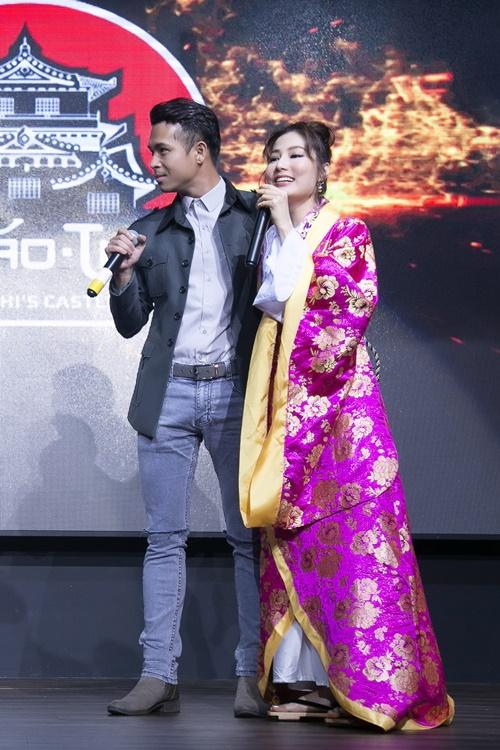 """Diễm My, Trung Dân thay phiên """"dìm hàng"""" chồng Hari Won - 3"""