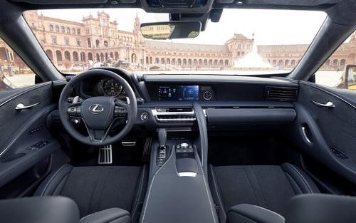 Lexus LC 500 2018 chốt giá từ 2,1 tỷ đồng - 3