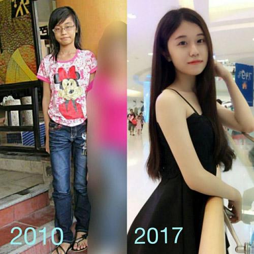 Bất ngờ với bức ảnh dậy thì thành công của cô gái Tuyên Quang - 1