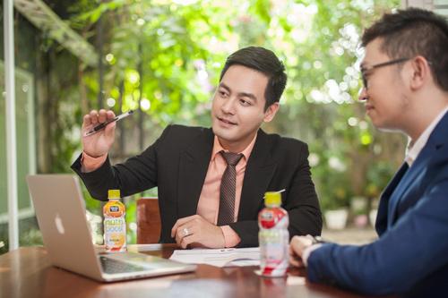 """MC Phan Anh: """"Mỗi ngày tôi đều đếm... công việc"""" - 3"""