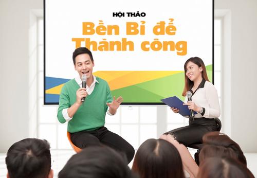 """MC Phan Anh: """"Mỗi ngày tôi đều đếm... công việc"""" - 4"""