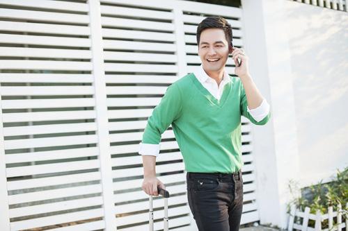 """MC Phan Anh: """"Mỗi ngày tôi đều đếm... công việc"""" - 6"""
