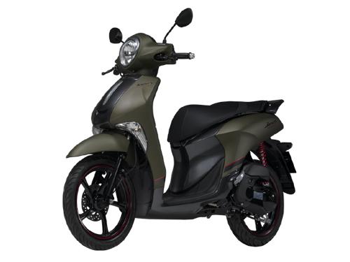 Yamaha Janus Limited Premium: Dáng đẹp, giá tầm trung - 1