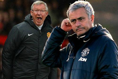 """MU: Sir Alex hiến """"mưu lạ"""" để Mourinho dự Cúp C1 - 1"""