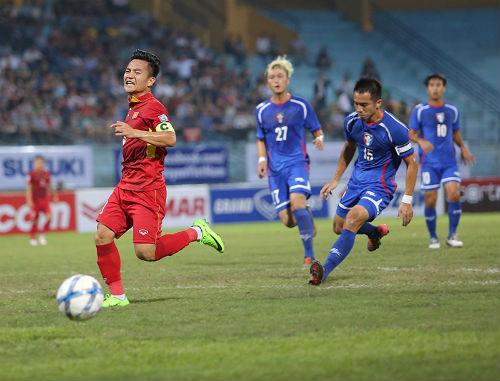 """HLV Hải """"lơ"""": Đội tuyển VN đá dở đừng đổ tại sân xấu - 1"""