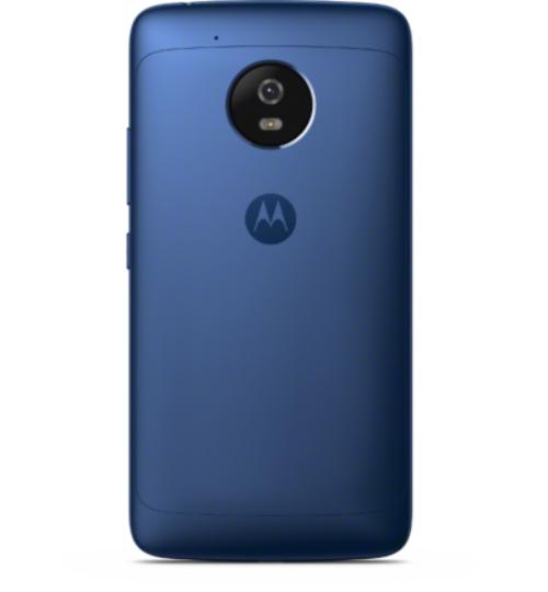 Lenovo Moto G5 màu xanh Sapphire ra mắt, giá cực mềm - 2