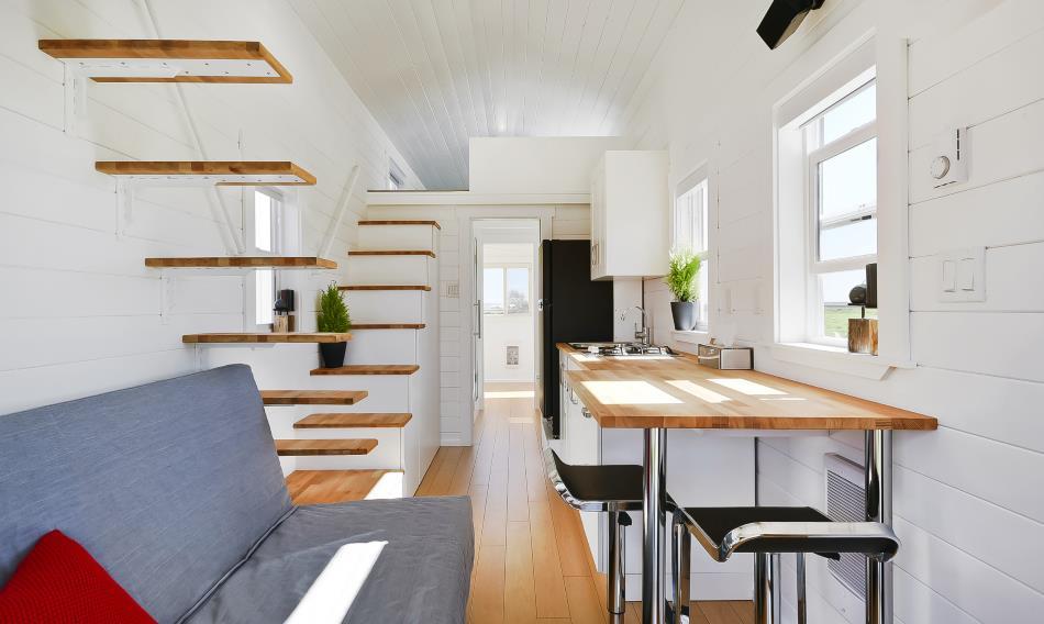 Đi khắp thế gian với nhà di động 28 m2 siêu đẹp - 3