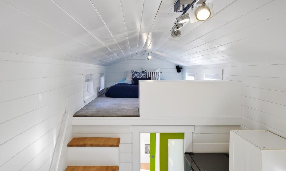 Đi khắp thế gian với nhà di động 28 m2 siêu đẹp - 8