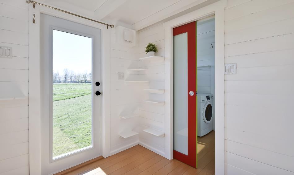 Đi khắp thế gian với nhà di động 28 m2 siêu đẹp - 12