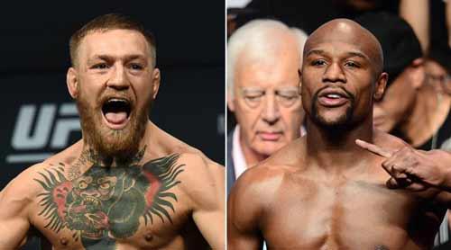 Mayweather lộ mưu kế đấu McGregor: Đồng môn phản nhau - 1