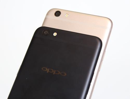 OPPO F3 Plus trình làng với camera selfie góc rộng kỷ lục - 1