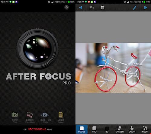 3 ứng dụng chụp ảnh xóa phông cho smartphone đời cũ - 3