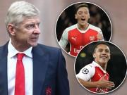 Tin HOT bóng đá sáng 23/3: Arsenal mạo hiểm với Ozil, Sanchez