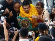 Thể thao - Võ sỹ nhặt rác gây chấn động: Thánh knock-out, Pacquiao 2.0