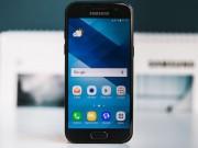 """Samsung Galaxy A3 """"lên kệ"""": Giá rẻ nhất trong dòng A (2017)"""