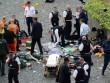 Tấn công khủng bố đẫm máu chấn động thủ đô Anh