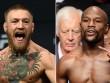 """Mayweather lộ mưu kế đấu McGregor: """"Người nhà"""" phản nhau"""
