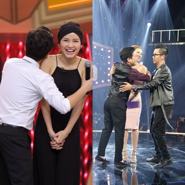 Trường Giang dù đã có bạn gái Nhã Phương vẫn liên tục bày tỏ tình cảm dành cho Phương Trinh Jolie.
