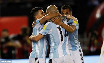 Chi tiết Argentina - Chile: Nhọc nhằn giữ thành quả (KT) - 5