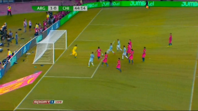 Chi tiết Argentina - Chile: Nhọc nhằn giữ thành quả (KT) - 6