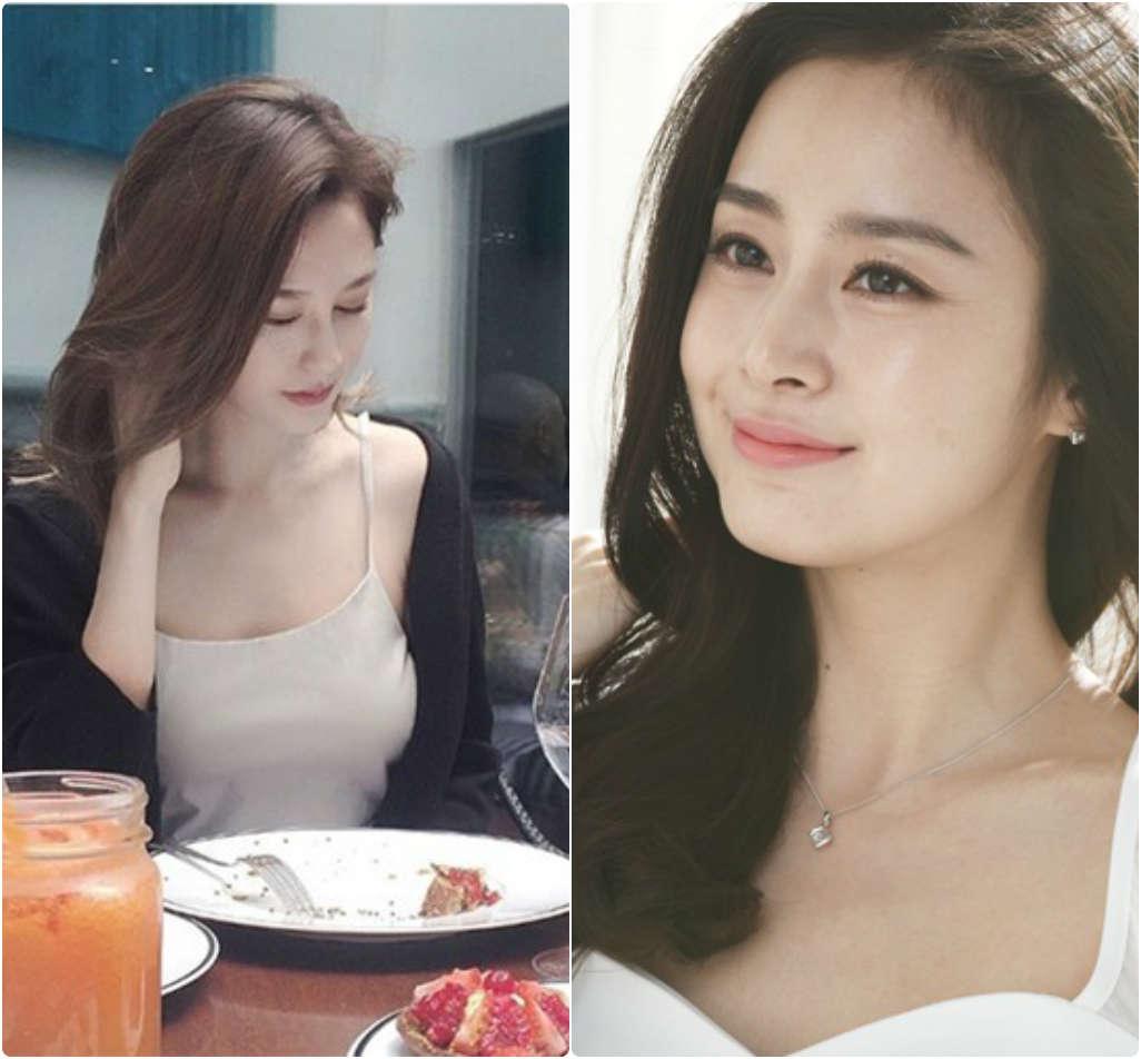 """Hotgirl khoe ảnh như Kim Tae Hee gây """"vỡ mật"""" khi lộ mặt thật - 4"""