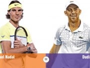 """Miami ngày 1: Nỗi đau Nadal 2 lần nếm """"trái đắng"""""""
