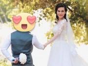 Em gái Thanh Thảo nói về ảnh cưới giấu mặt chú rể gây xôn xao