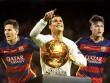 QBV: Neymar sẵn sàng đập tan đế chế Messi - Ronaldo