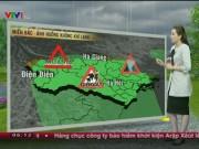 Dự báo thời tiết VTV 25/3: Bắc Bộ trời chuyển rét