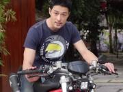 Johnny Trí Nguyễn gặp tai nạn khiến mô tô gần nửa tỉ vỡ vụn