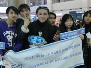 Ca nhạc - MTV - Không ngờ Sơn Tùng nổi tiếng ở Hàn Quốc đến thế