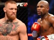 """Thể thao - Đại chiến tỷ đô: McGregor """"khúc thụy du"""" của Mayweather"""