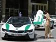 Ngợp với dàn siêu xe đắt nhất thế giới của cảnh sát Dubai
