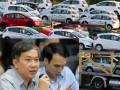 Nhập khẩu ô tô ồ ạt, các nhà máy của Việt Nam liệu còn sản xuất?