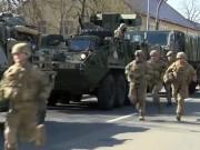 Thế giới - Quân đội NATO tiến về Ba Lan để ngăn chặn Nga
