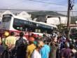 Hai xe khách tông nhau, 2 người tử vong ở Lâm Đồng