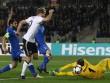 Azerbaijan - Đức: Mưa bàn thắng hiệp 1