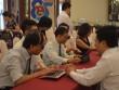 """Dự án """"dạy tin học cho người mù"""" tại TP. HCM"""